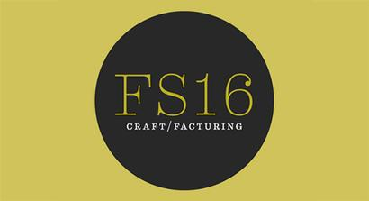 The Furniture Society 2016 Annual Conference